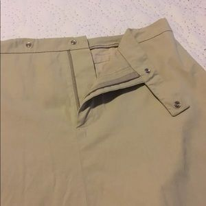Banana Republic Skirts - Banana republic skirt beige size 10 cotton & nylon